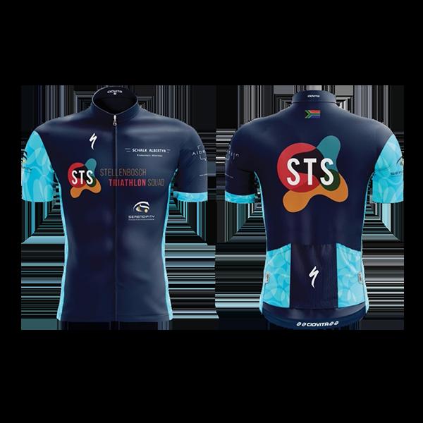 Stellenbosch Triathlon Squad Cycling Shirt
